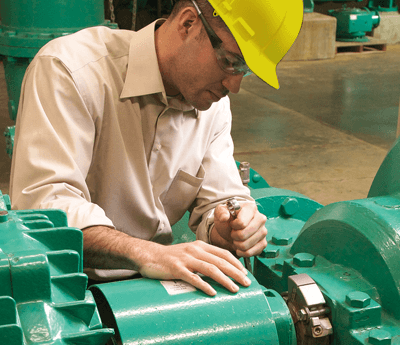 Chesterton Industrial Seal Repair & Upgrades