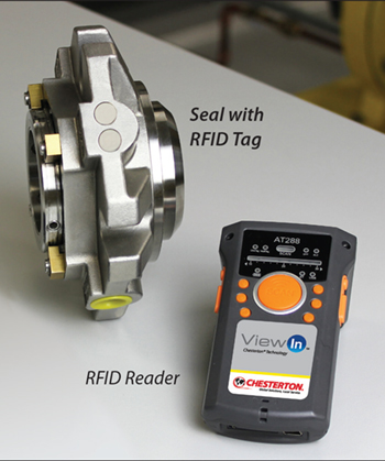 ViewIn RFID Technology for Mechanical Seals