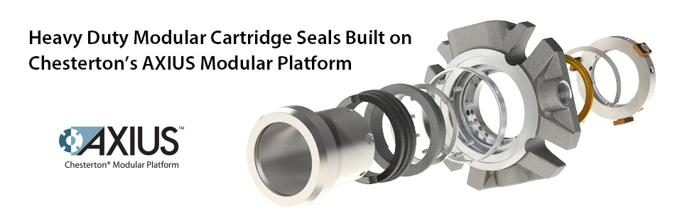 Chesterton AXIUS Modular Mechanical Seal Platform